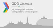 Jak jsme vyvíjeli McLaren konfigurátor v UE4 #1