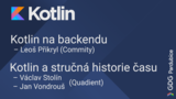 Kotlin Pardubice