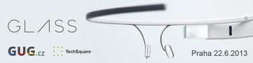 První neoficiální představení Google Glass Praha