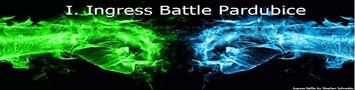 Ingress Battle Pardubice #1