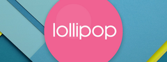 Google Pivko - Lollipop