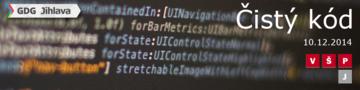 Vyvíjejme profesionálně 2 - Čistý kód #1