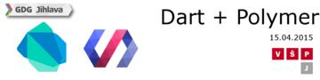 Jak upéct aplikaci v Dartu a Polymeru