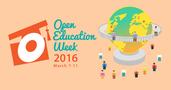 Otevřené vzdělávání a vzdělávací zdroje #1