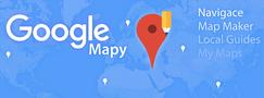 Google My Maps - Tvoříme vlastní mapy