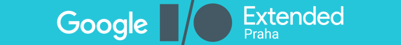 Google I/O Extended 2016 Praha #1