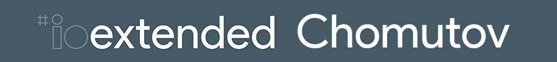 Google I/O 2016 Extended Chomutov