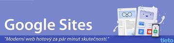 Nové Google Sites pod drobnohledem #1