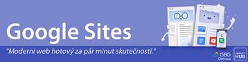 Nové Google Sites pod drobnohledem #2