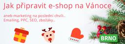 Jak připravit e-shop na Vánoce - marketing na poslední chvíli
